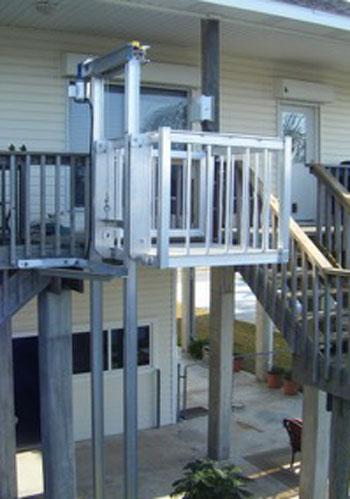 Beach House Lifts Cargo Lift Sales Amp Service Galveston Tki
