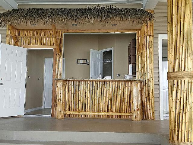 custom residential bar addition galveston